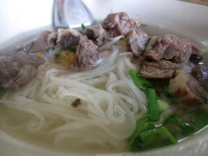 sen lek beef noodle soup