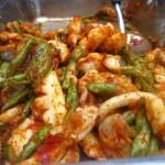 Food Photo: Chili Stir Fried Squid