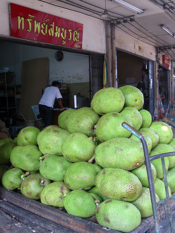Massive Thai Jackfruit
