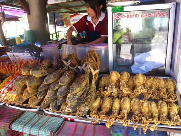 Krabi Fried Seafood