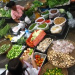Food Photo: Sourrounded by Vegetables in Mahachai