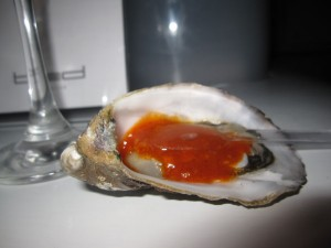 Bangkok Half Oyster