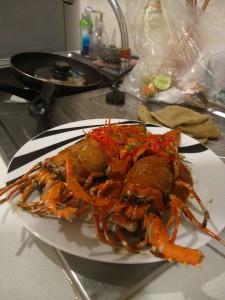 Penang Lobster Thai