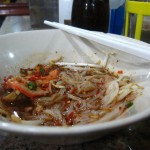 soup bangkok 150x150 Food Photo: Thai Kuay Jab Noodle Soup (ก๋วยจั๊บน้ำข้น)