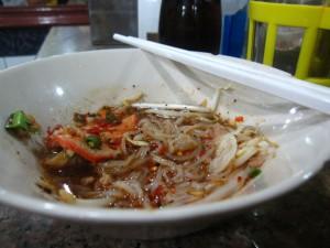 Noodle Soup Thai