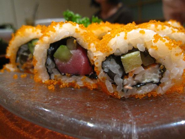 Sushi in Bangkok