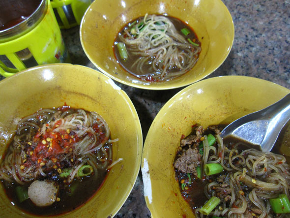 Thai Boat Noodles Thai Street Food Restaurants And Recipes Eating Thai Food,How Long Do Bettas Live In Fish Bowls