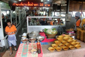 Boat Noodle Alley - Victory Monument
