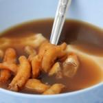 Day 20 Vegetarian Thai Food: Sweet Ginger Soup, Tofu Water, Water Mimosa