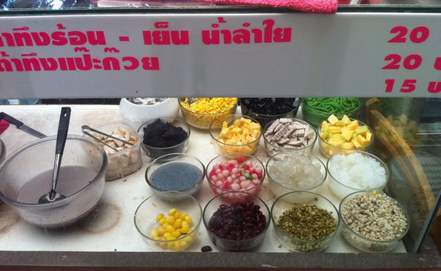 Thai Desserts for less than $1
