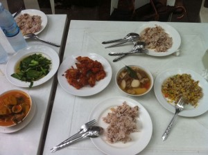 Another Cheap Vegetarian Thai Food Feast