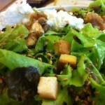 Super Salad at Cafe Tartine on Soi Ruam Rudee