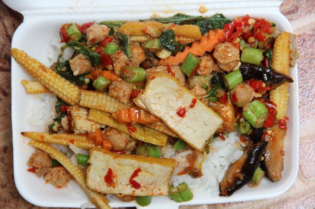 Vegetarian Thai Food