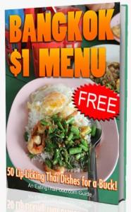 Bangkok Dollar Menu