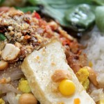 featured noodles 150x150 Food Photo: Thai Needle Mushroom Salad