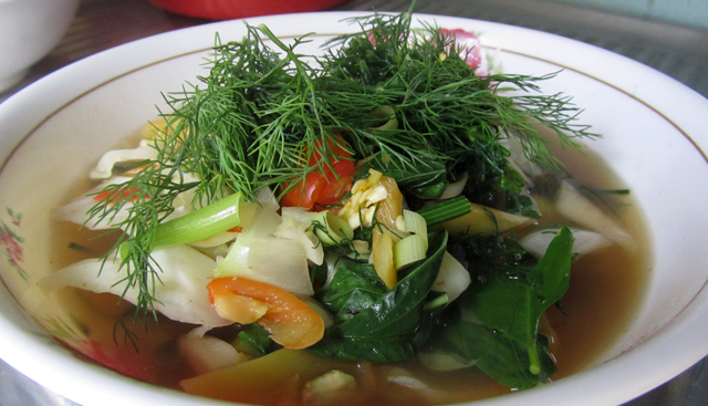 gaeng om Vegetarian Thai Food Guide