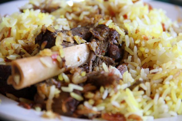 Home Cooked Thai Muslim Food and Khao Mok Gai in Bangkok