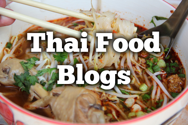 7 top thai food blogs to follow in 2012 forumfinder Choice Image