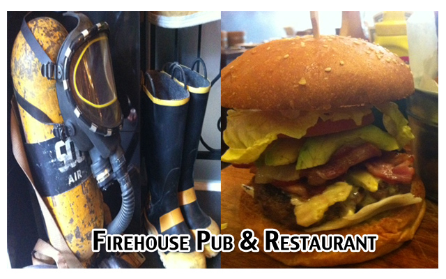Firehouse Pub & Restaurant on Sukhumvit Soi 11