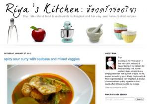 Riya's Kitchen