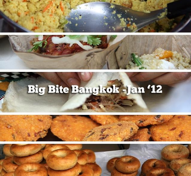 Big Bite Bangkok, Encouraging Communal Spooning