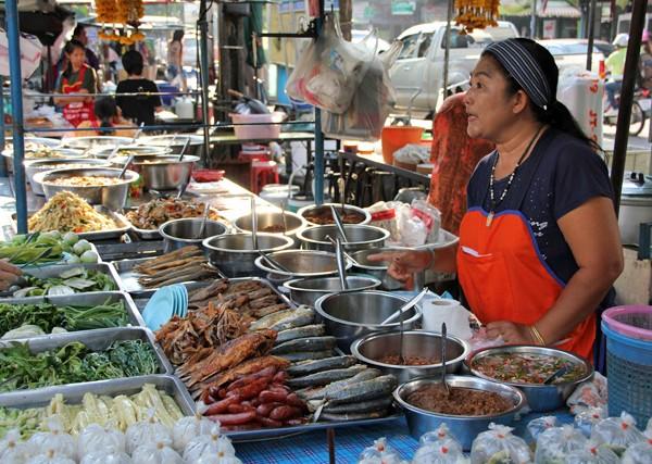 Thai Nam Prik Chili Sauce