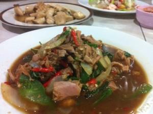 Spicy Basil Tuna