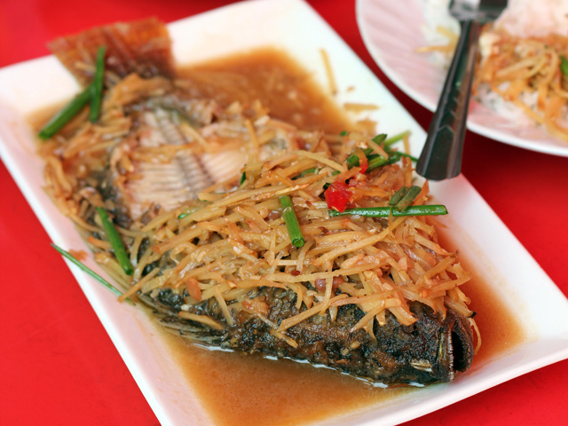 Ancient street dining fantastic rice and curry at bangkok for Antique thai cuisine san diego