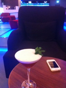 Molecular Cocktails and Dinner at Crave in Aloft