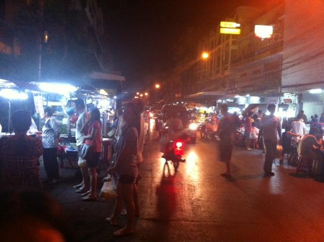Street Food Haven on Bangkok's Soi Yotse