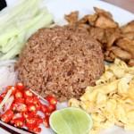 Food Photo: Thai Shrimp Rice Salad