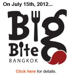 big bite 150x150 Big Bite Bangkok July Preview