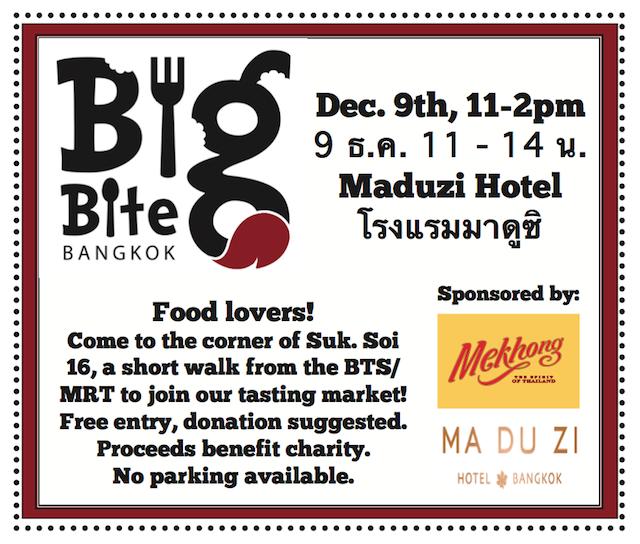 Big Bite Bangkok - December