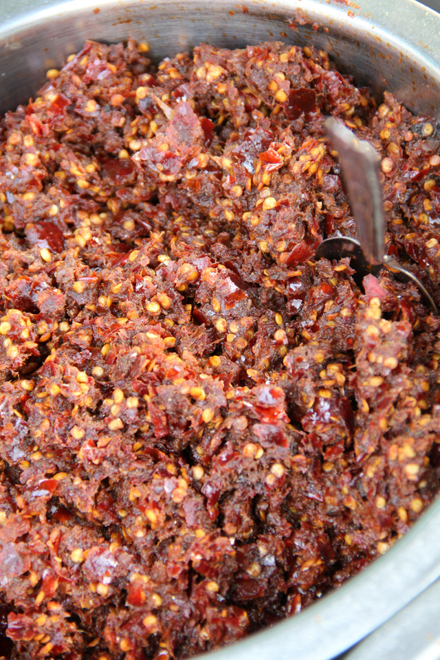 Nam Prik - Thai chili dipping sauce!