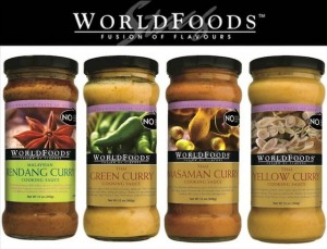 Big Sauce Donation from World Foods Helped Us Raise Money