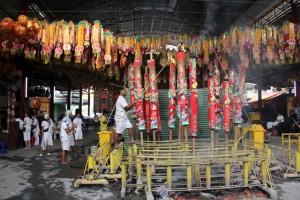 Vegetarian Festivities in Chinatown, Bangkok