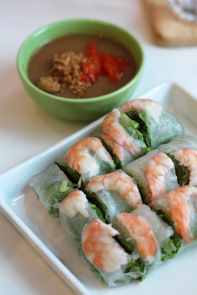 Vietnamese and More: Bangkok's Home Style Vietnamese Restaurant
