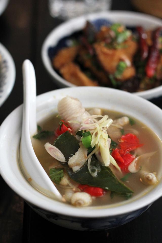 thai lao yeh restaurant Thai Lao Yeh   Fancy Restaurant, Impressive Flavors