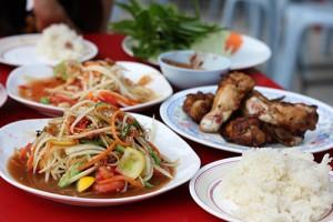 Best Thai street food restaurants