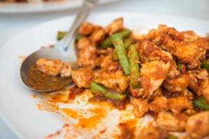 Gai Pad Prik Gaeng Recipe