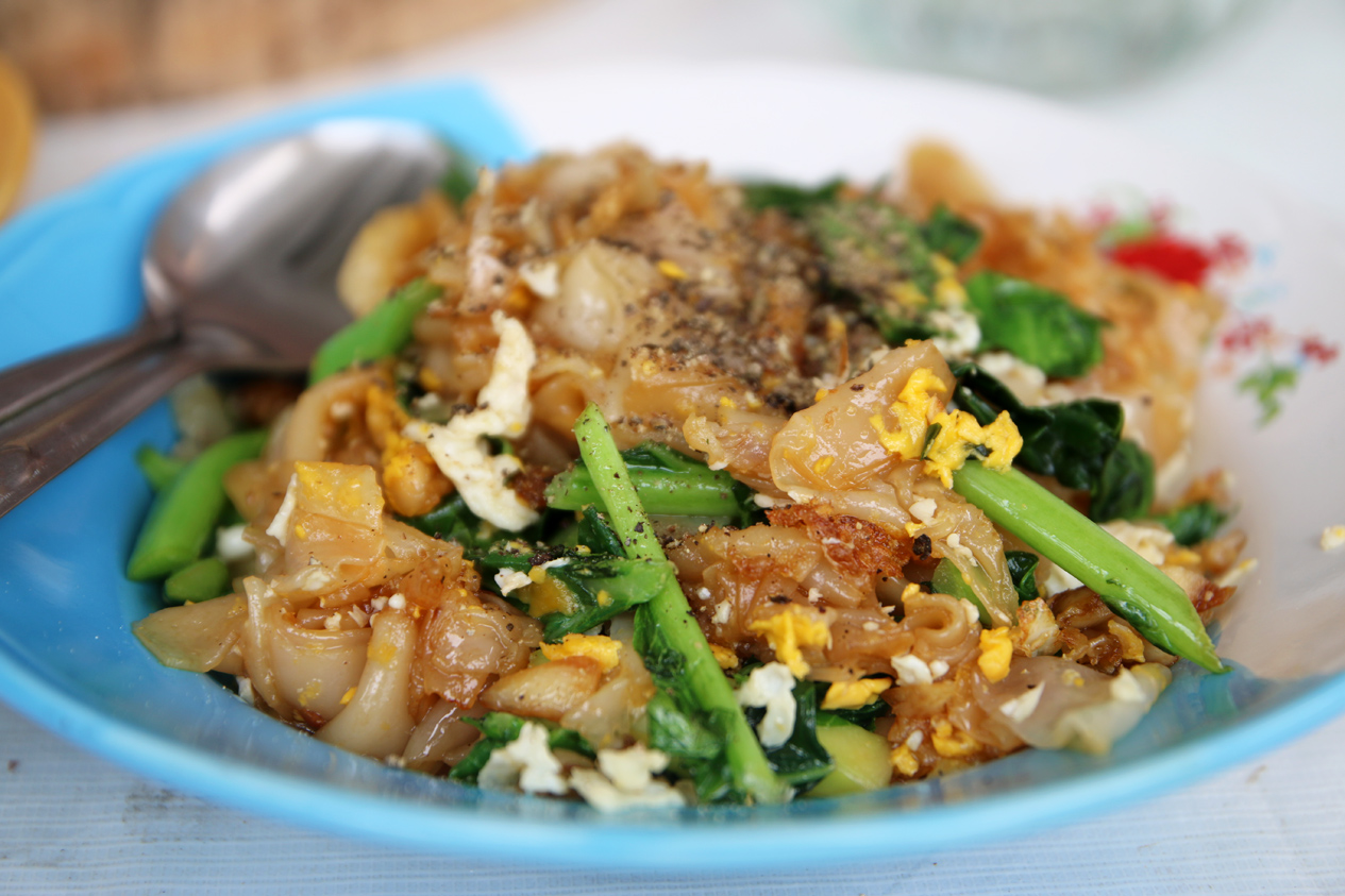 Pad See Ew Recipe — Dishmaps