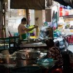 Ba Mee Jub Kang (บะหมี่จับกัง) – Big Bowls of Old Skool Egg Noodles in Bangkok's Yaowarat