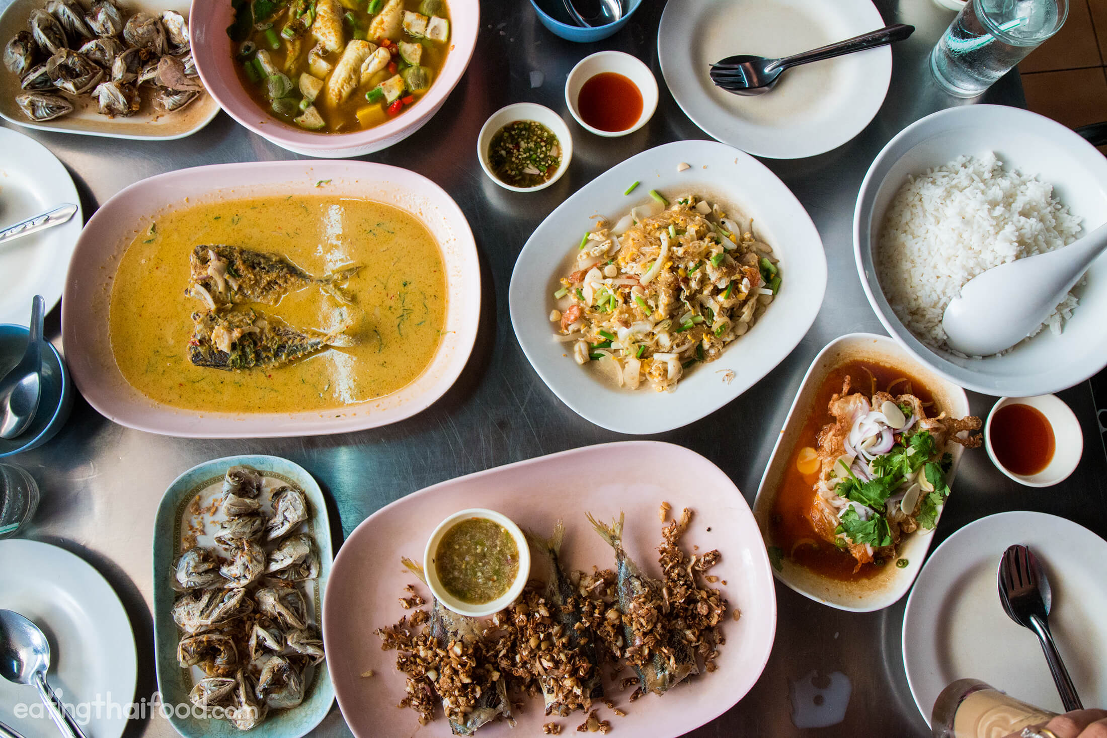 best Thai food in Bangkok