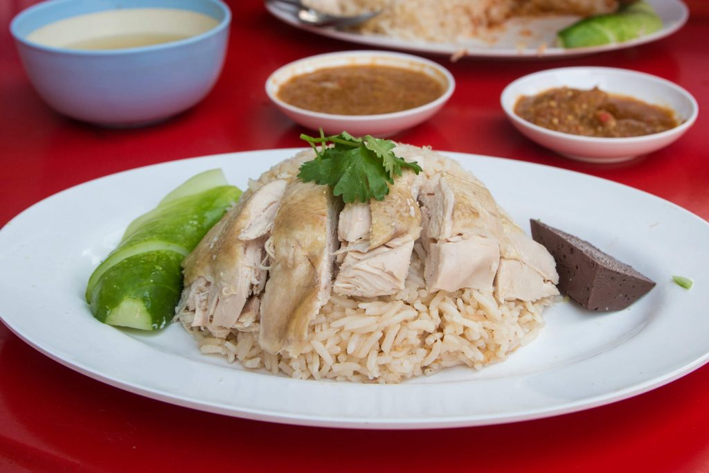 Khao Man Gai Recipe Thai Street Food Style