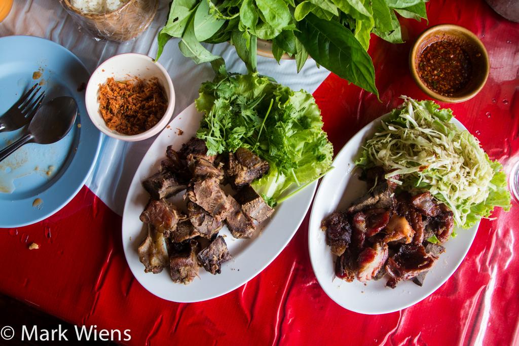 When You're In Chiang Rai, Eat at Lab Sanam Keela (ร้านลาบสนามกีฬา)