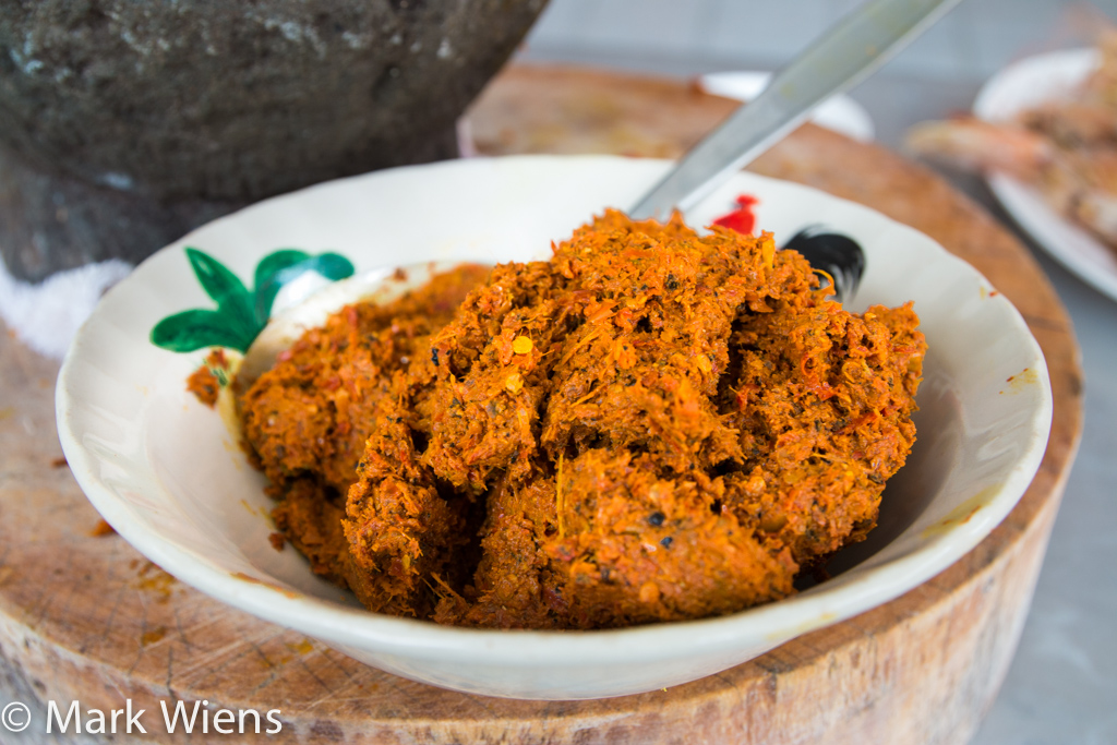 How to make southern Thai curry paste recipe