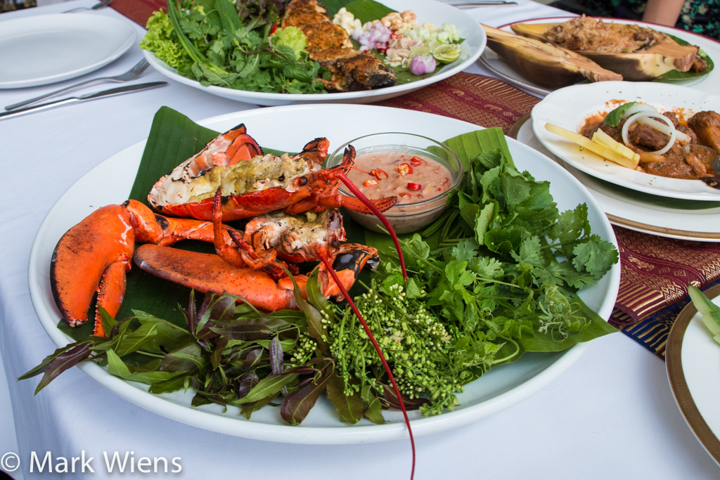 Naj exquisite thai cuisine luxury thai dining in bangkok for About thai cuisine