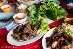 Chiang Rai restaurants