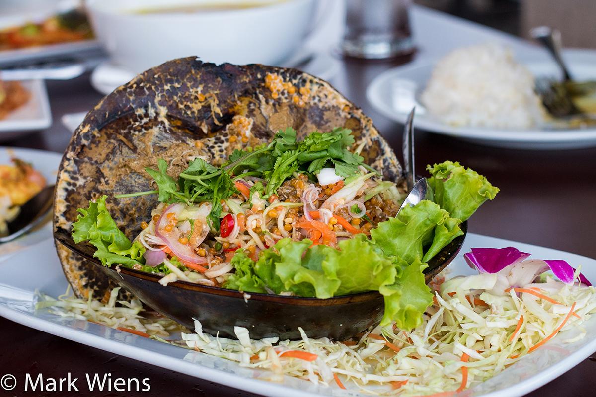 Paknam Krabi Seafood Halal Restaurant In Krabi Town