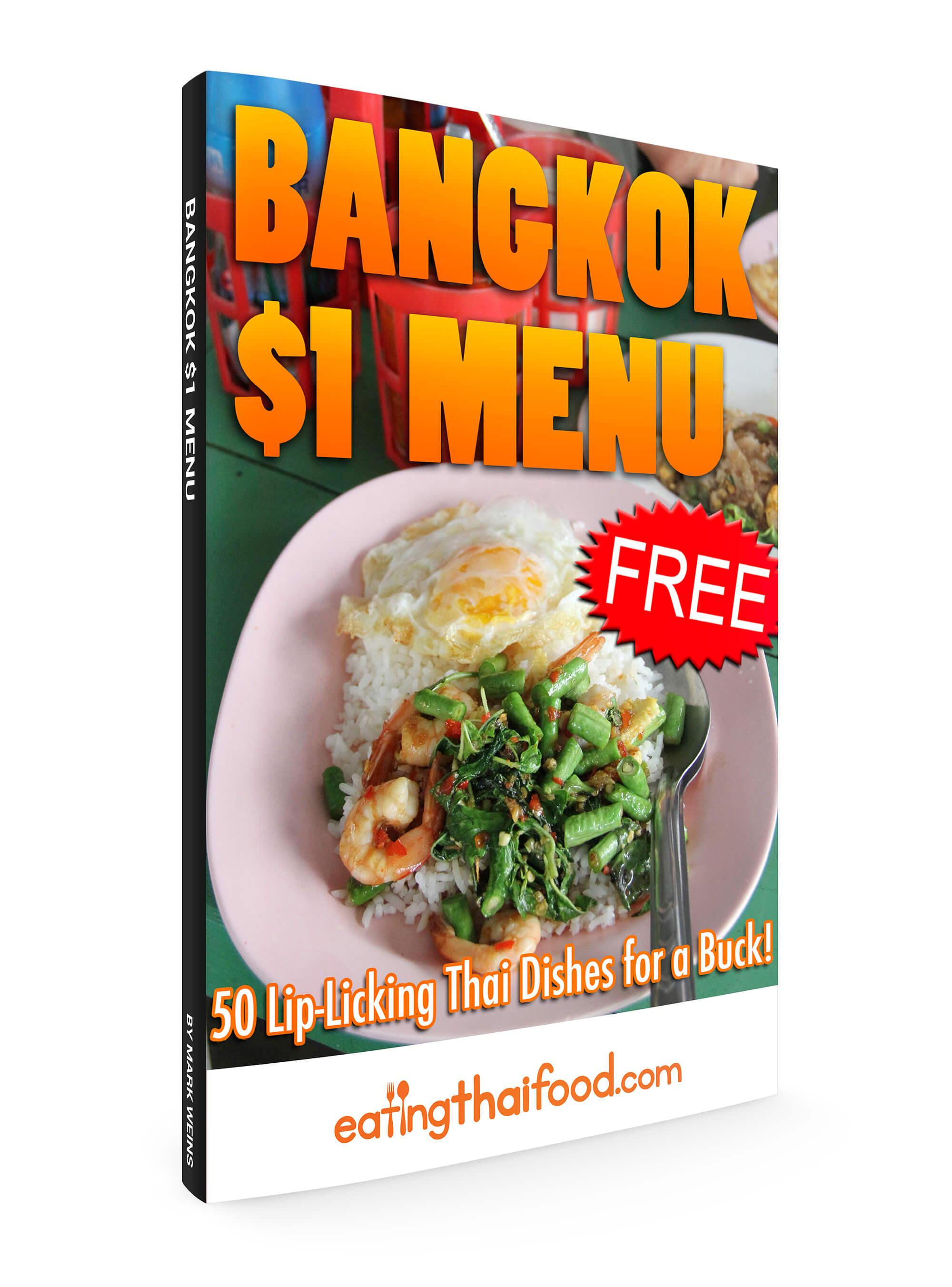 1 Dollar Bankok Food Guide
